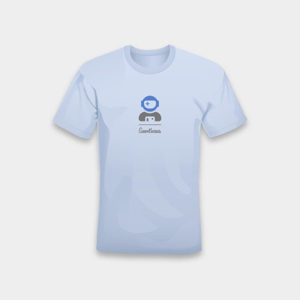 Camiseta astronaut