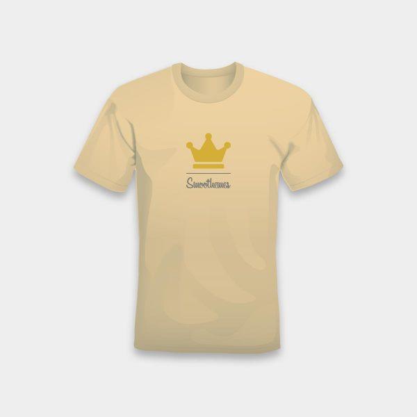 Camiseta crown