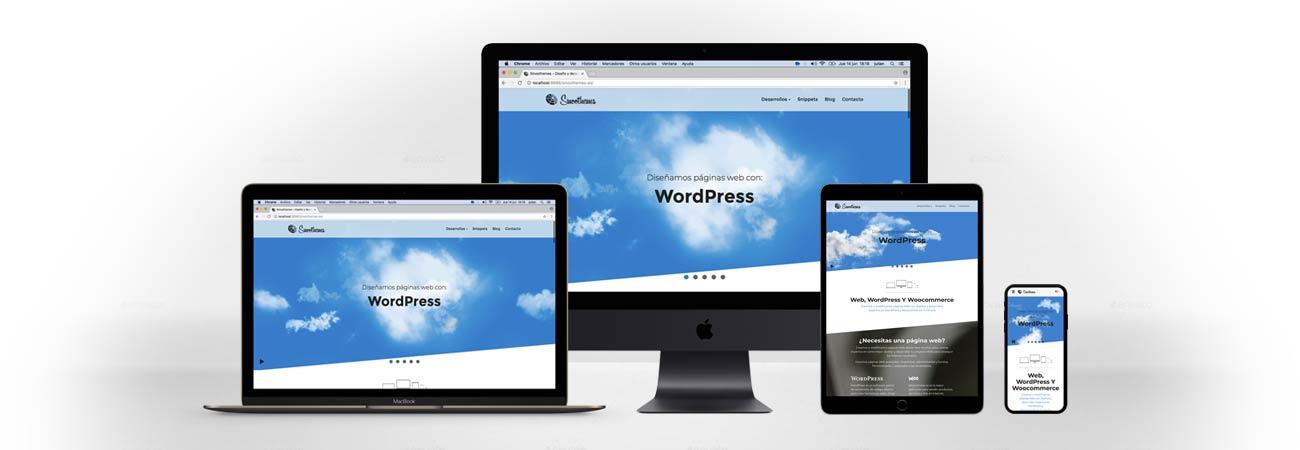 Páginas Web Coruña