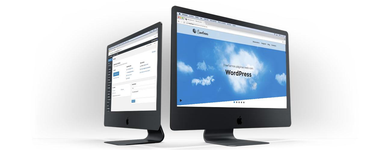 WordPress Coruña